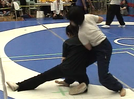 15th Annual Canadian National Kung-Fu Open Tournament