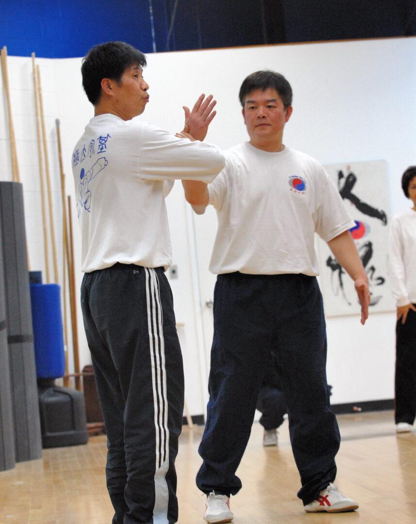 Workshop by Ji Hong Tai Chi College founder and principal Master Luo Hong Yuan