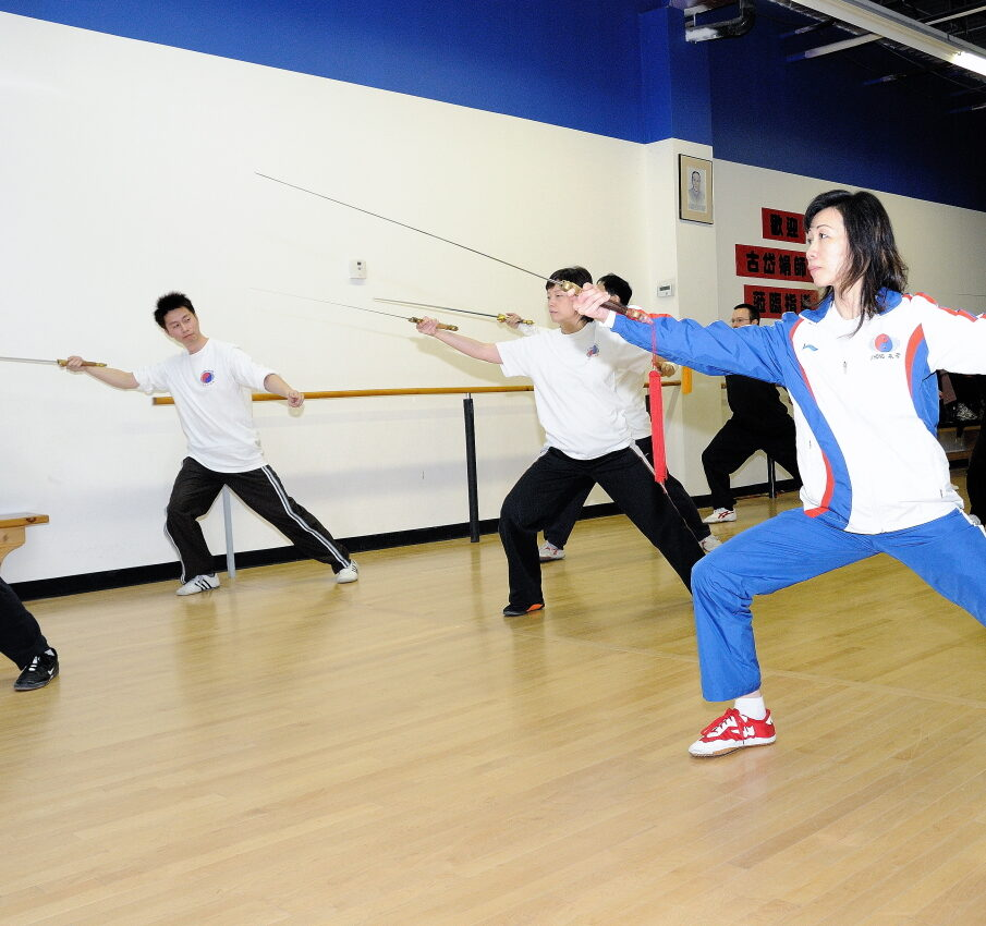 Yang Style Tai Chi and Competition Sword Workshops by Master Jennifer Gu