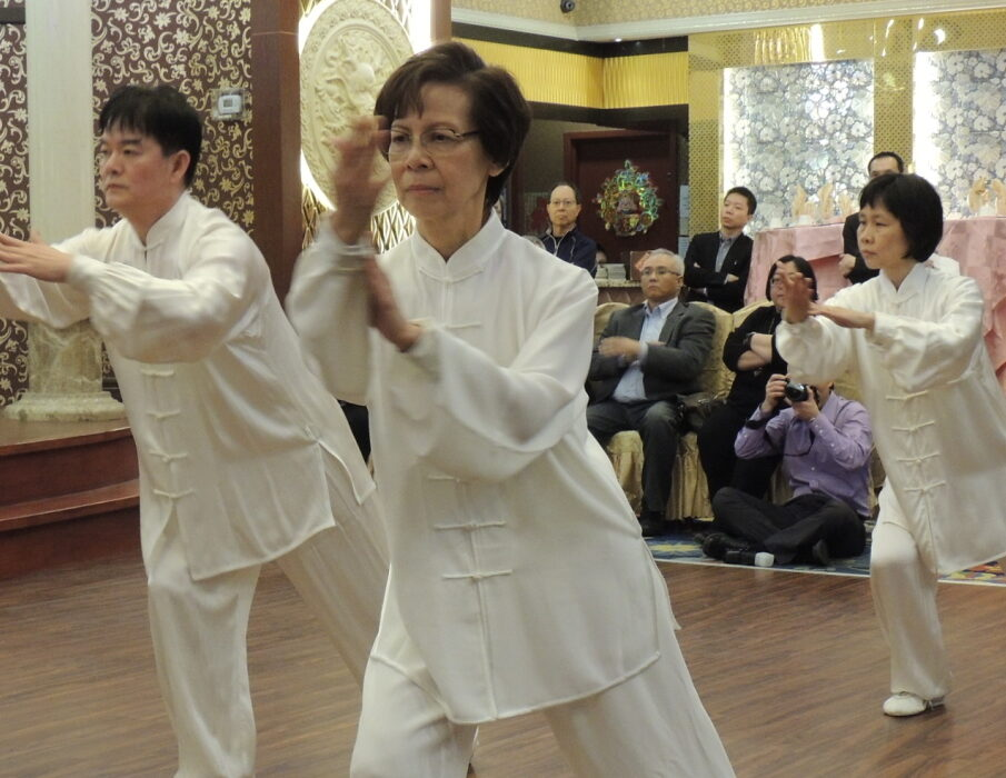 Tai Chi for Back Pain Prevention & Relief