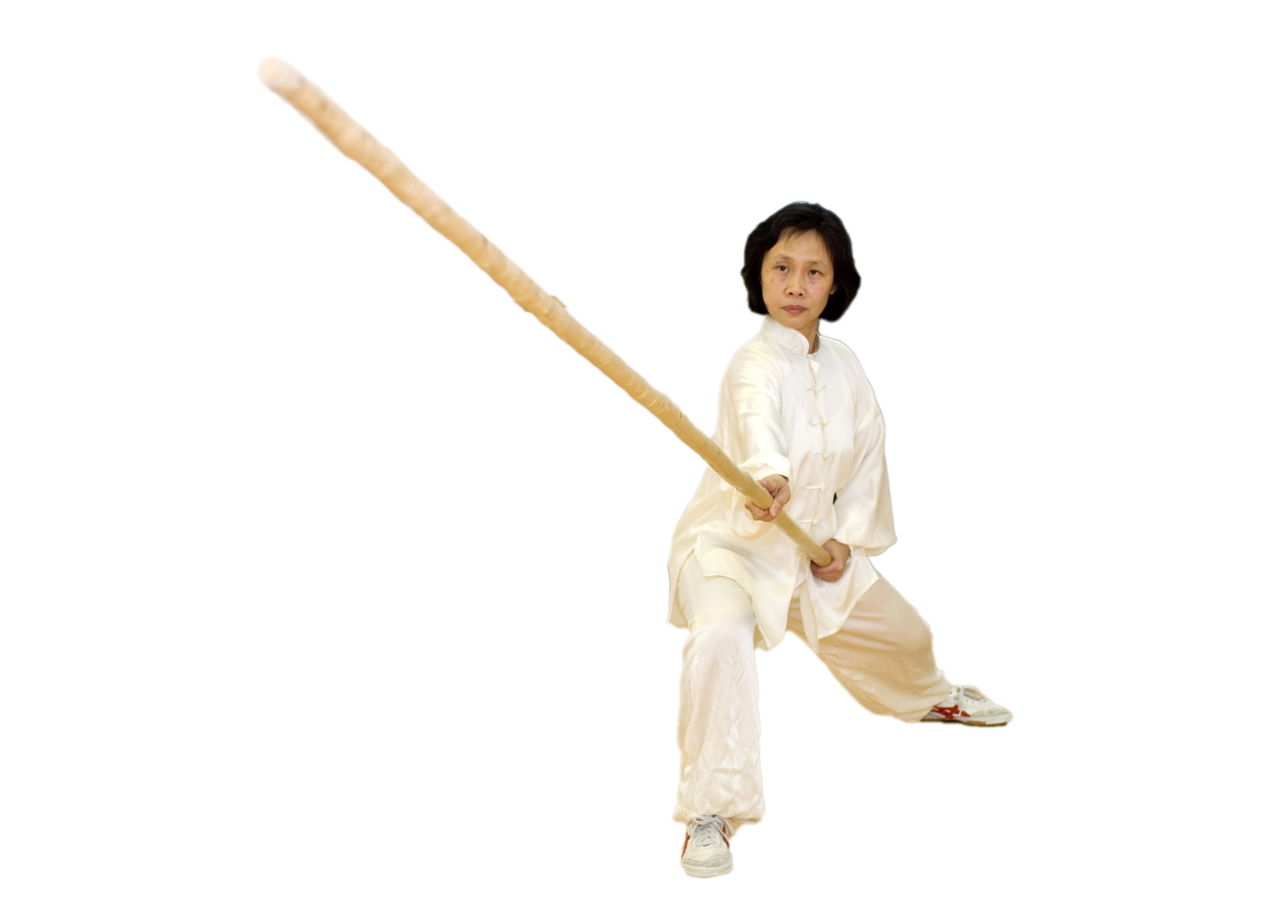 Is Practicing Weapons in Tai Chi for You?
