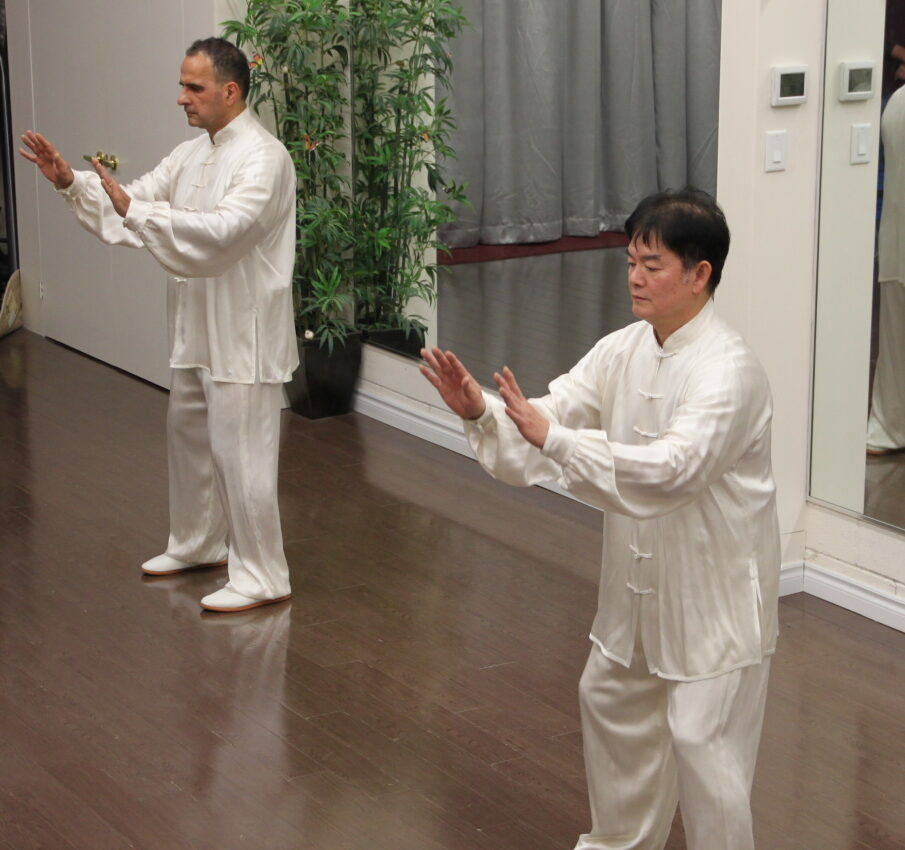 Improve Mental, Emotional and Physical Health with Tai Chi