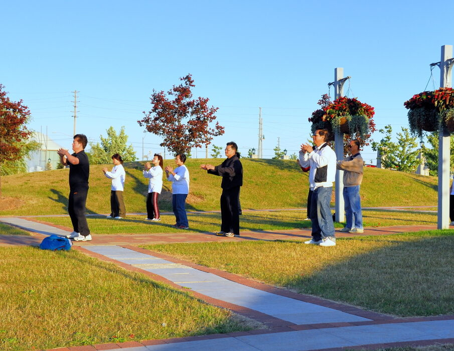Health and Fitness with Tai Chi