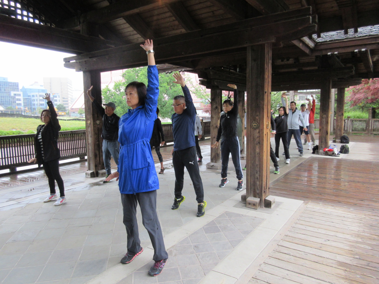 Four Ways to Enhance Your Qi Gong Practice