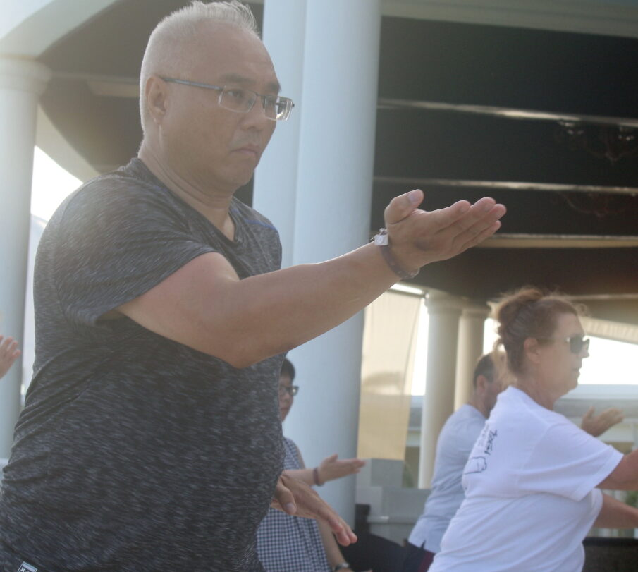 Qi Gong and Tai Chi Reduces Hypertension
