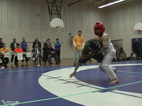 2005 Canada Traditional Kungfu / Wushu Championship