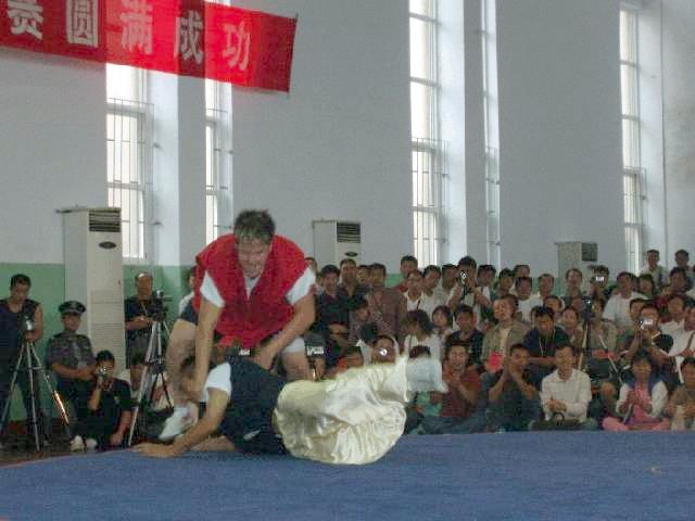 The 3rdInternationalTaijiquanExchange Competition inJiaozuo,China