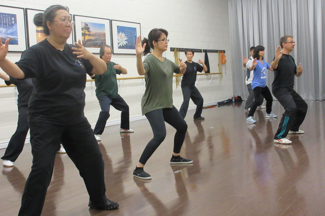 5 Myths about Tai Chi