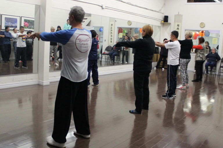 Five Reasons Tai Chi is Ideal for Older Adults