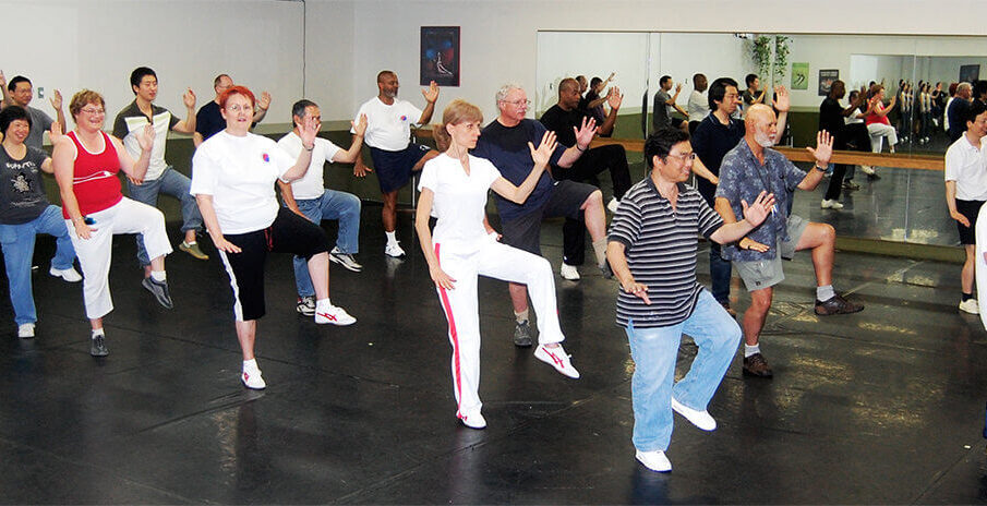 Tai Chi Therapy for Osteoarthritis