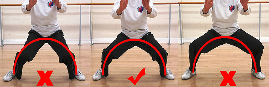 Strengthen and Protect Knee Joints with Tai Chi