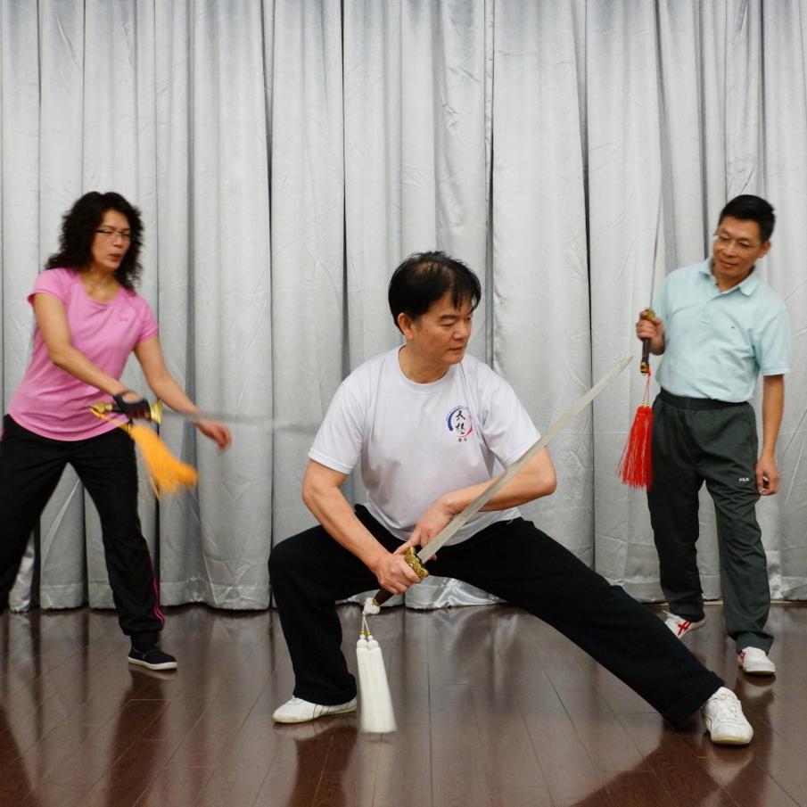 Why People Learn Tai Chi Sword